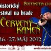 Vyhrajte vstupenky na historický festival na Červenom Kameni