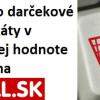 Súťaž o darčekové certifikáty na MALL.SK za 550 €