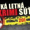 Veľká letná krimi súťaž o 201 cien a zájazd do Škandinávie