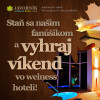 Vyhrajte víkend vo wellness hoteli Javorník pre 2 osoby!