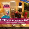 Súťaž AVON o 12 produktov za viac ako 50 eur